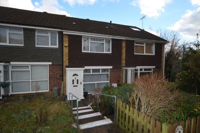 Thumbnail Terraced house to rent in Hamble Close, Ruislip, Middlesex
