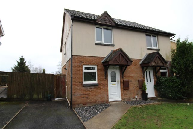 2 bed semi-detached house to rent in Clos Y Cwm, Penygroes, Llanelli SA14