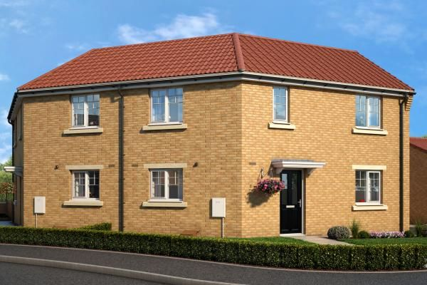 "Thumbnail Property for sale in ""The Ambrose At Thornvale"" at South View, Spennymoor"