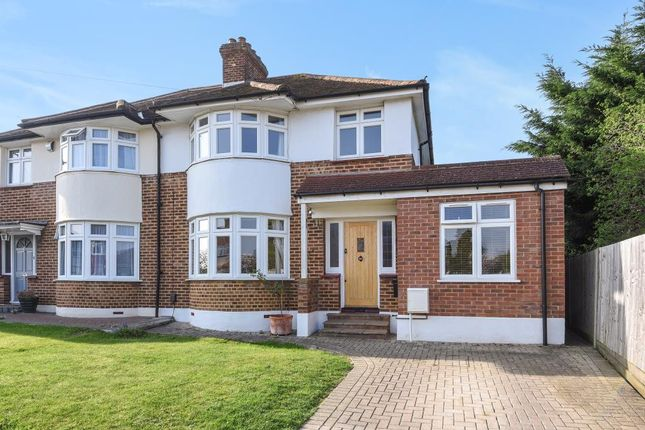 Thumbnail Semi-detached house for sale in 4 Bedroom Semi-Detached House For Sale, Greenfield Avenue