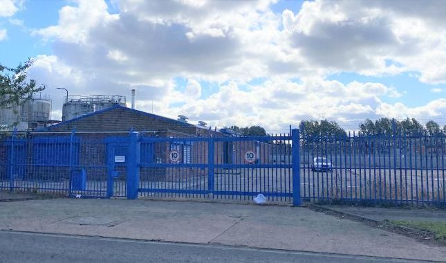 Thumbnail Industrial to let in Industrial Unit & Yard, Sotherby Road, Middlesbrough