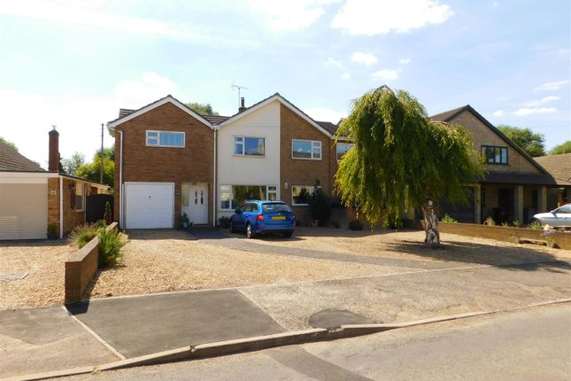 Thumbnail Detached house for sale in Eastgate, Deeping St. James, Peterborough