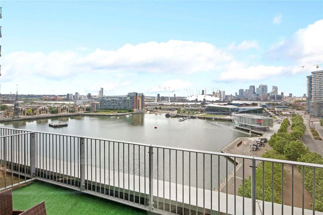 Thumbnail Flat for sale in Balearic Apartments, 15 Western Gateway, London