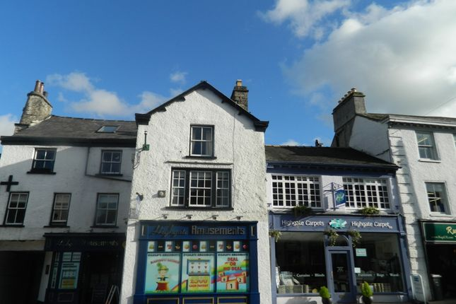 Thumbnail Flat to rent in Websters Yard, Highgate, Kendal