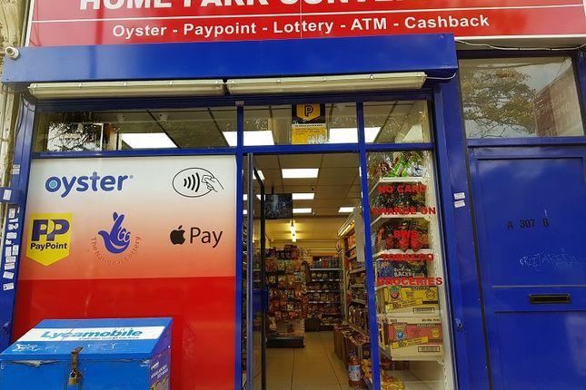 Thumbnail Retail premises for sale in 307 Sydenham Road, Sydenham
