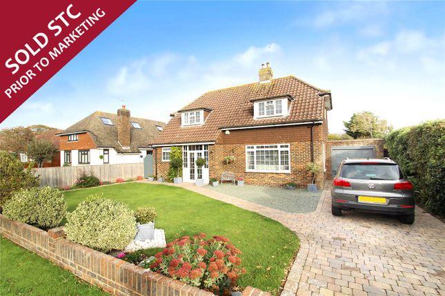 Thumbnail Bungalow for sale in Ruston Park, Rustington, West Sussex