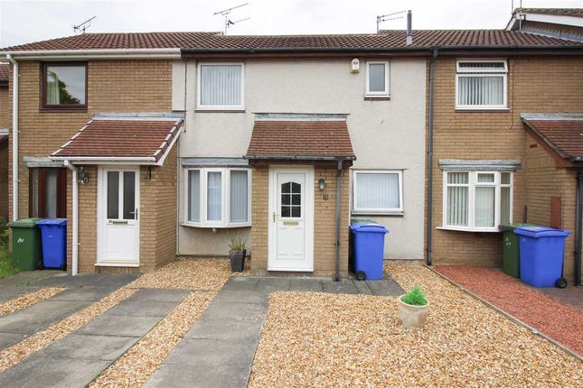 Thumbnail Terraced house to rent in Hazelmere Crescent, Eastfield Glade, Cramlington