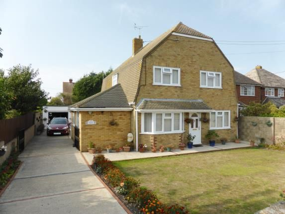 Thumbnail Detached house for sale in Robin Hood Lane, Lydd, Romney Marsh, Kent