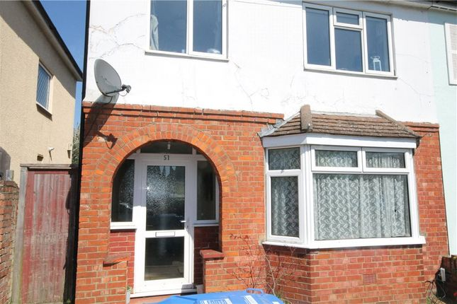 Thumbnail Property to rent in Holly Road, Aldershot