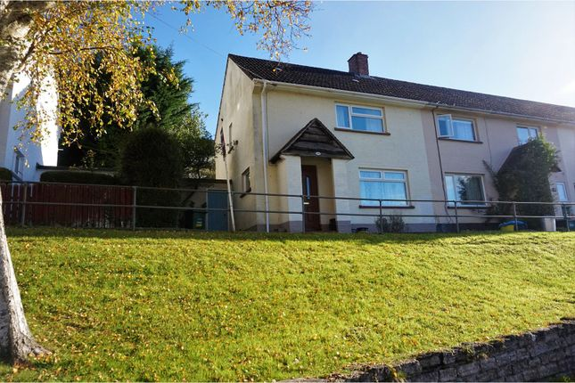 Thumbnail End terrace house for sale in Catherine Way, Bath