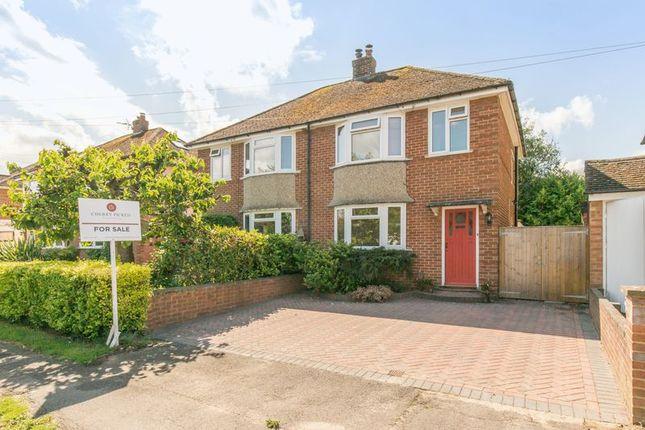 External Front of Merewood Avenue, Headington, Oxford OX3