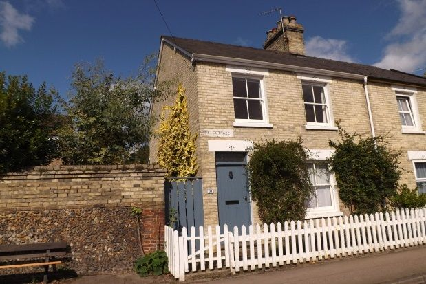 Thumbnail Property to rent in Church Street, Great Shelford, Cambridge