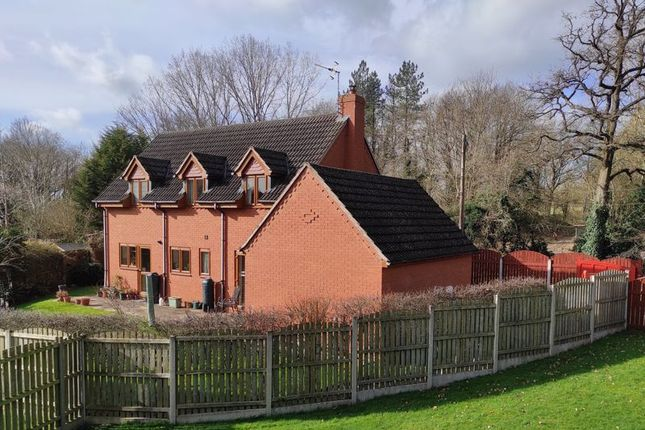 3 bed detached house for sale in Upper Hall Close, Redditch B98