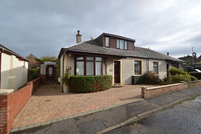 Thumbnail Bungalow for sale in Woodburn Avenue, Kilwinning, North Ayrshire