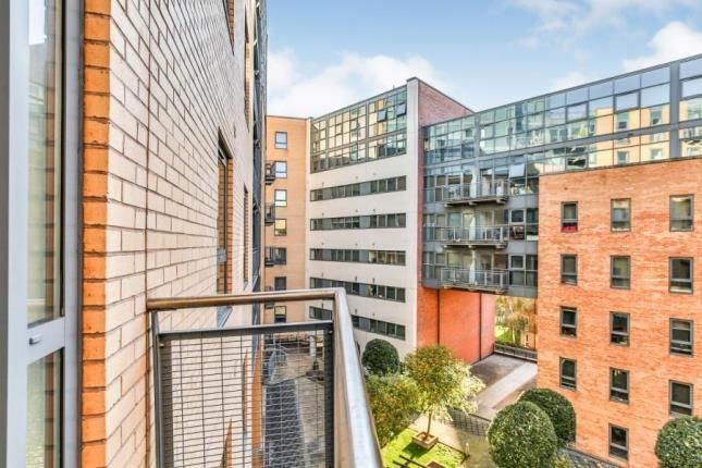 Balcony of West One Aspect, 17 Cavendish Street, Sheffield, South Yorkshire S3