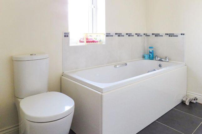 Bathroom of Howegate Drive, Hampton Vale, Peterborough PE7