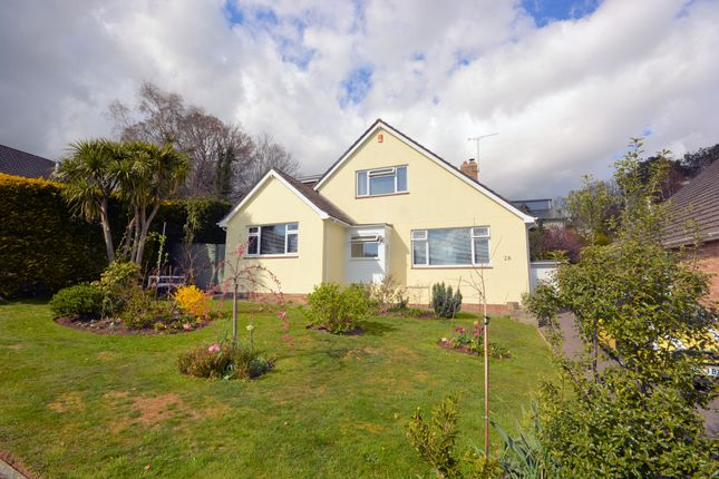 Thumbnail Detached house for sale in Gladelands Way, Broadstone