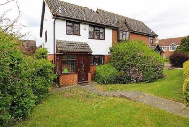 Thumbnail Terraced house to rent in Hastoe Close, Hayes, Middlesex