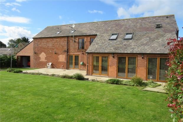 Thumbnail Detached house for sale in Tykes Barn, Little Bampton, Wigton, Cumbria