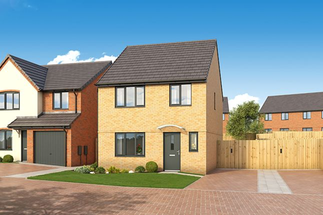 """4 bedroom property for sale in """"The Poplars"""" at Chamberlain Way, Peterborough"""