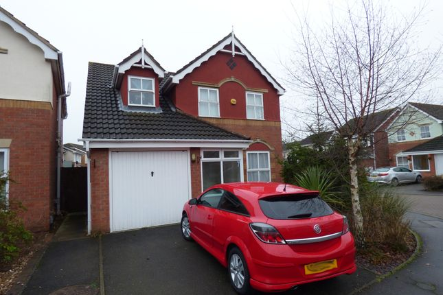 3 bed detached house to rent in Beeston Drive, Park Farm