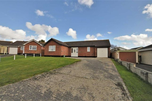 Thumbnail Detached bungalow for sale in Pickard Way, Bude, Corwall