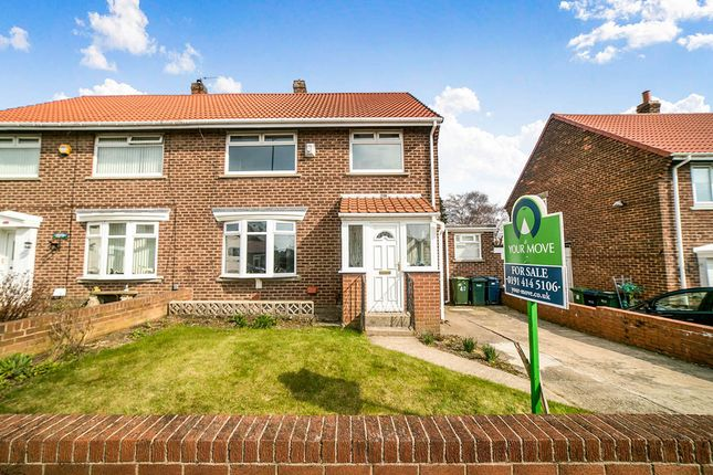 3 bed semi-detached house for sale in Parkland Avenue, Blaydon-On-Tyne