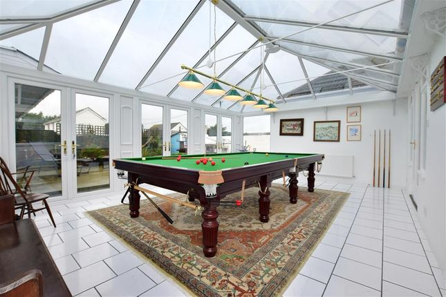 Thumbnail Detached bungalow for sale in The Parade, Greatstone, New Romney, Kent