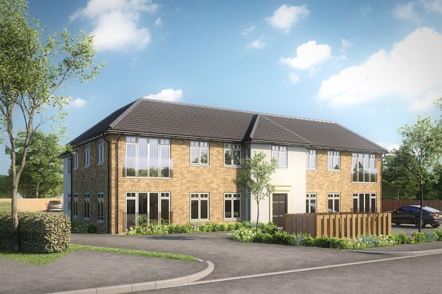 Thumbnail Land for sale in Roe Green Close, Hatfield