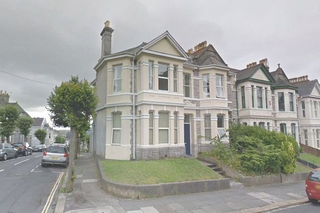Thumbnail Shared accommodation to rent in Lipson Road, Plymouth, Student - No Application Fees