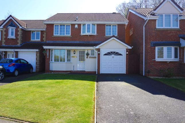 4 bed detached house for sale in Reynards Coppice, Great Hay, Telford TF7