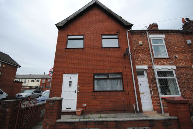 Thumbnail End terrace house to rent in Walthew Lane, Platt Bridge, Wigan