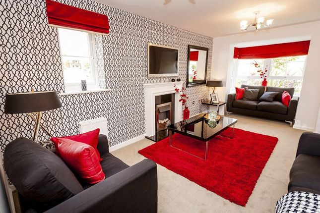 """Thumbnail Detached house for sale in """"Tavistock"""" at New Quay Road, Lancaster"""