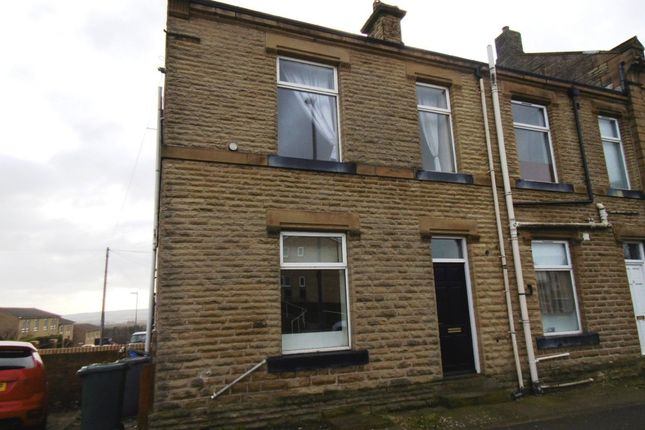 Thumbnail End terrace house to rent in Town Street, Earlsheaton, Dewsbury