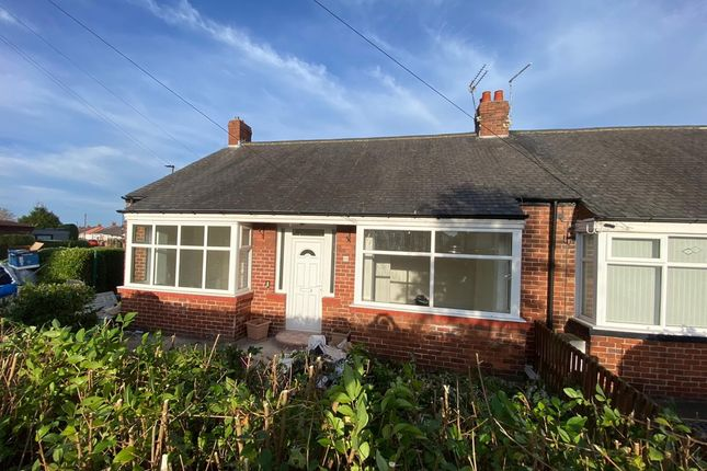2 bed bungalow to rent in Scrogg Road, Walker, Newcastle Upon Tyne NE6