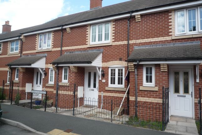 Thumbnail Terraced house to rent in Greyfriars Road, Exeter