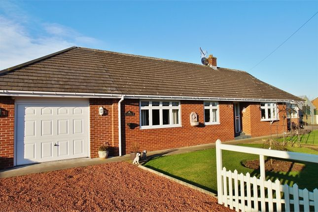 Thumbnail Detached bungalow for sale in Avondale, Wetheral, Carlisle, Cumbria