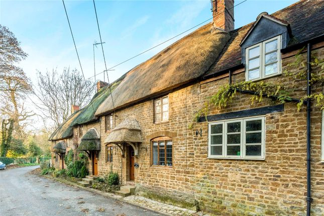 Thumbnail Terraced house for sale in Park Lane, Swalcliffe, Banbury, Oxfordshire