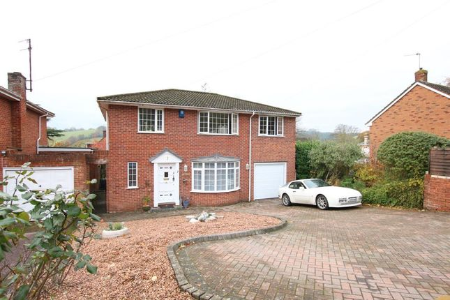 Thumbnail Property to rent in Glenthorne Road, Exeter