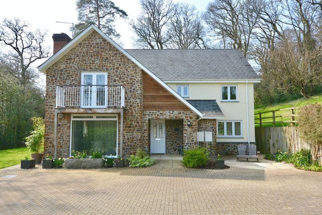 Thumbnail Detached house for sale in Kingfisher Drive, Okehampton