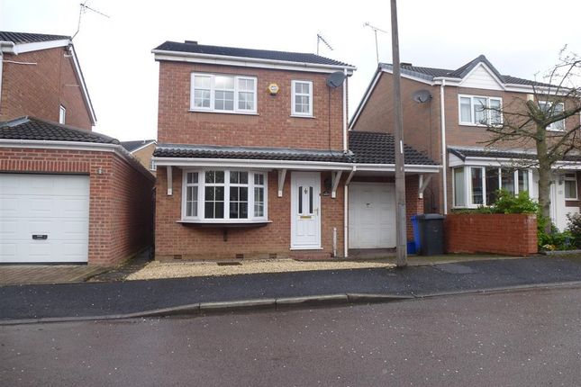 Thumbnail Detached house to rent in Inglewood Dell, Sothall, Sheffield