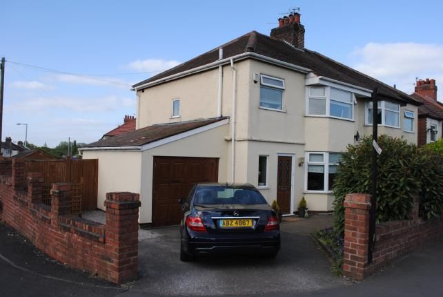 Thumbnail Semi-detached house for sale in Ladybridge Road, Cheadle Hulme