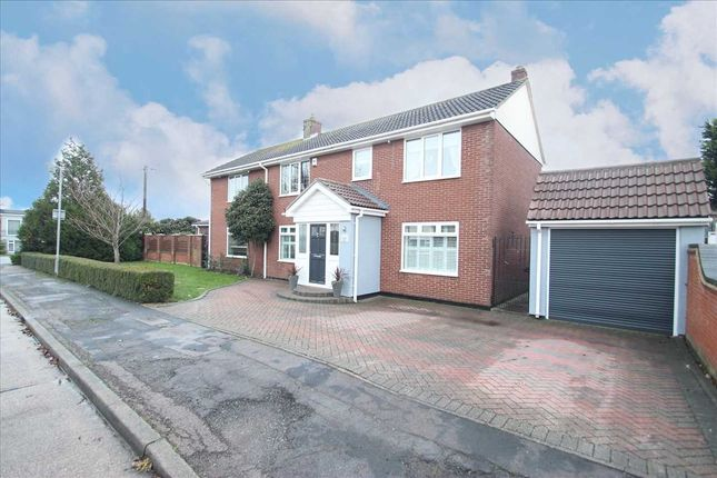 Thumbnail Detached house for sale in Colne View, St. Osyth, Clacton-On-Sea