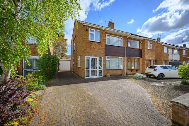 3 bed semi-detached house for sale in Postbridge Road, Stivichall, Coventry CV3