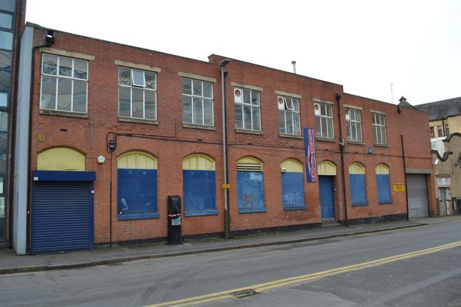 Thumbnail Commercial property for sale in Deacon Street, Leicester