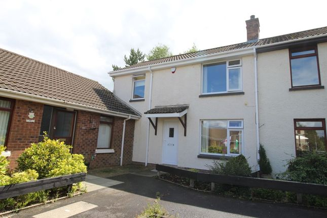 Thumbnail Terraced house to rent in Crombeg Court, Hillsborough