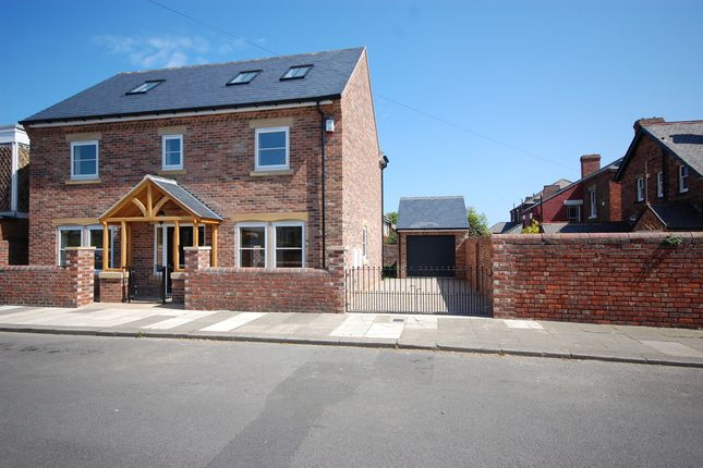 Thumbnail Detached house for sale in Upleatham Street, Saltburn