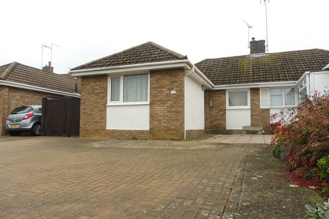 Thumbnail Semi-detached bungalow for sale in Southwood, Barming, Maidstone