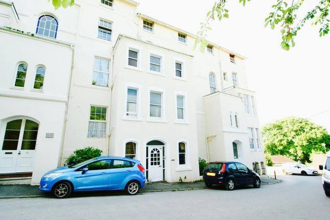 Thumbnail Flat to rent in Flat 7, 15 Barnpark Terrace, Teignmouth, Devon