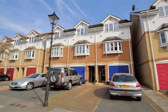 Thumbnail Town house for sale in Harcourt, Wraysbury, Berkshire